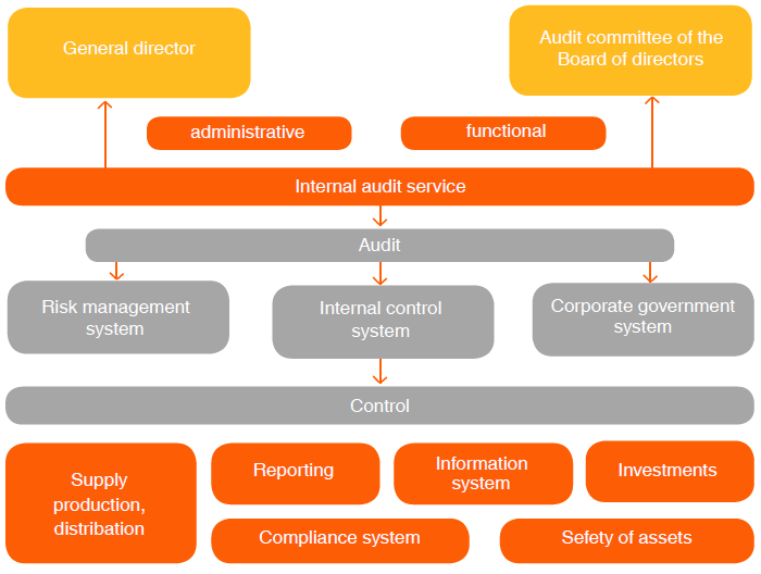 the audit report and internal control This report is an integral part of an audit performed in accordance with government auditing standards in considering the council's internal control and compliance accordingly, this communication is not suitable for any other purpose.